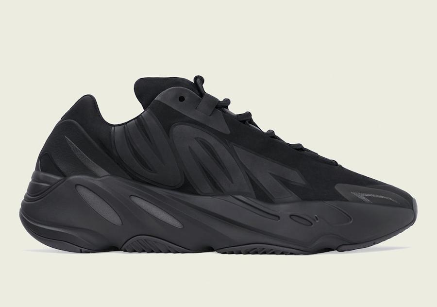 adidas 700 MNVN Triple Black FV4440 Release Date Info