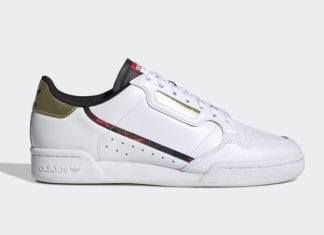 adidas Continental 80 Chinese New Year of the Rat FW5325 Release Date Info