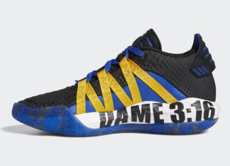 adidas Dame 6 Stone Cold FV4214 Release Date Info