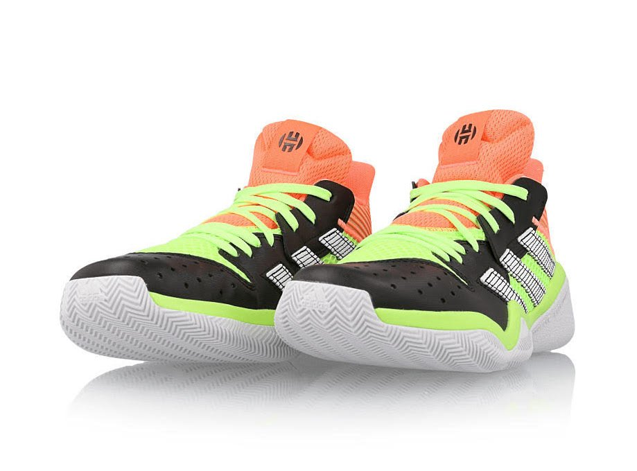 adidas Harden Stepback Signal Coral EF9890 Release Date Info
