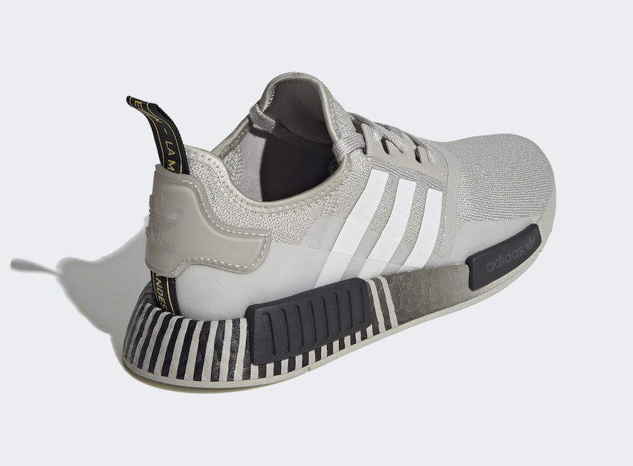 adidas NMD R1 Metal Grey FV3651 Release Date Info