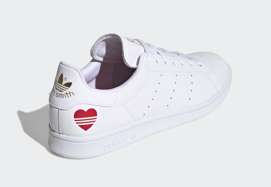 adidas Stan Smith Valentines Day FW6390 Release Date Info
