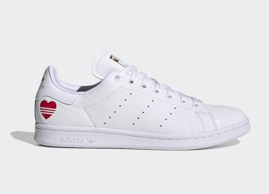 adidas Stan Smith Valentines Day 2020 Release Date