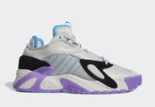 adidas Streetball Active Purple Shock Cyan FV4525 Release Date Info