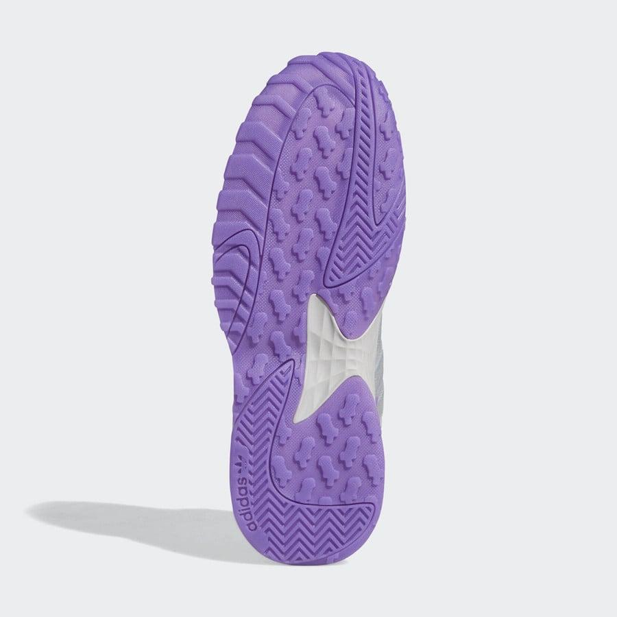 adidas Streetball Active Purple Shock Cyan FV4525 Release Date Info
