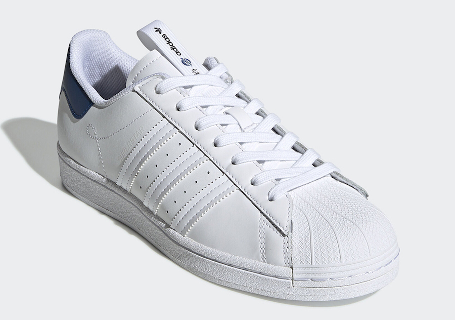 adidas Superstar New York City FW2803 Release Date Info