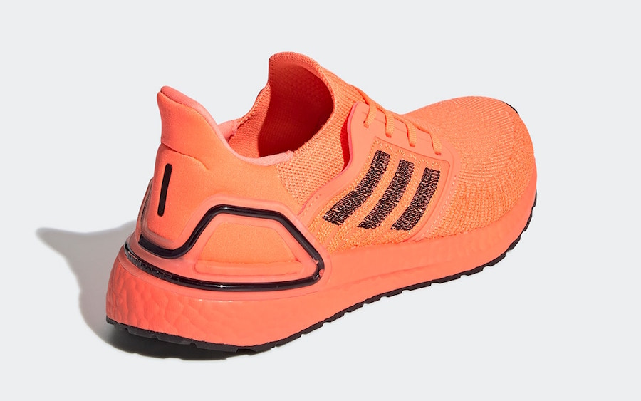 adidas Ultra Boost 2020 Signal Coral EG0720 Release Date Info