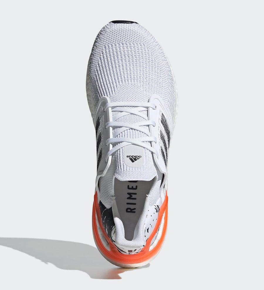 adidas Ultra Boost 2020 Splatter EG0699 Release Date Info