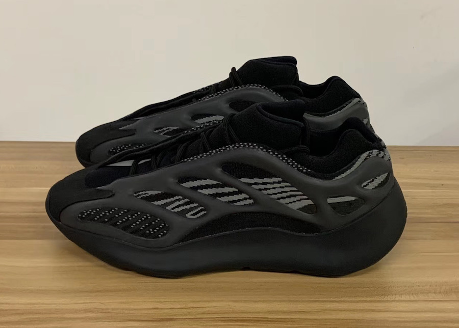 adidas Yeezy 700 V3 Black Release Date Info