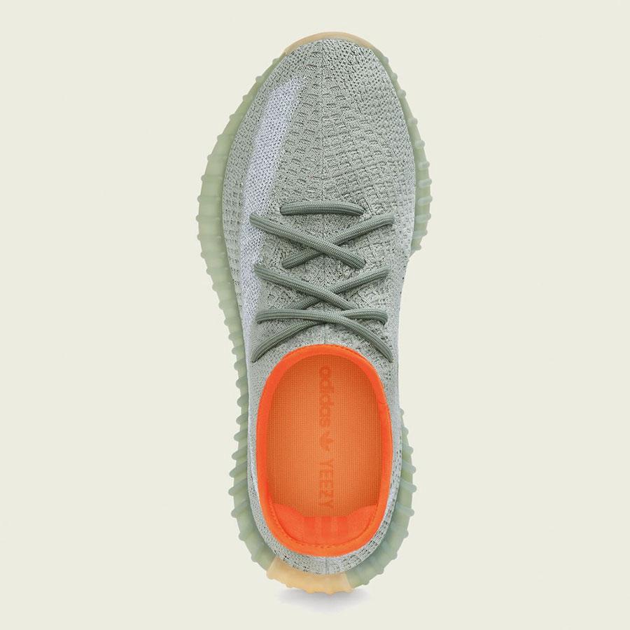 adidas Yeezy Boost 350 V2 Desert Sage FX9035 Release Info