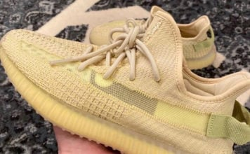 adidas Yeezy Boost 350 V2 Flax Release Date