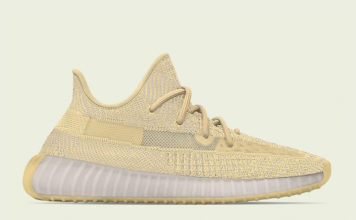 adidas Yeezy Boost 350 V2 Flax Release Date Info