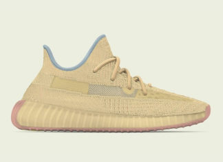 adidas Yeezy Boost 350 V2 Linen Release Date Info