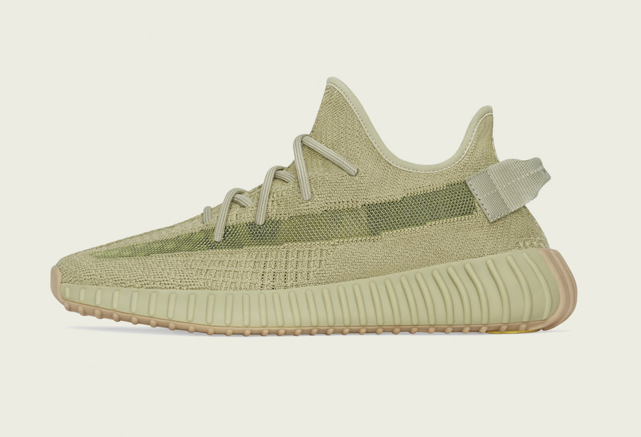 adidas Yeezy Boost 350 V2 Sulfur FY5346 Release Date