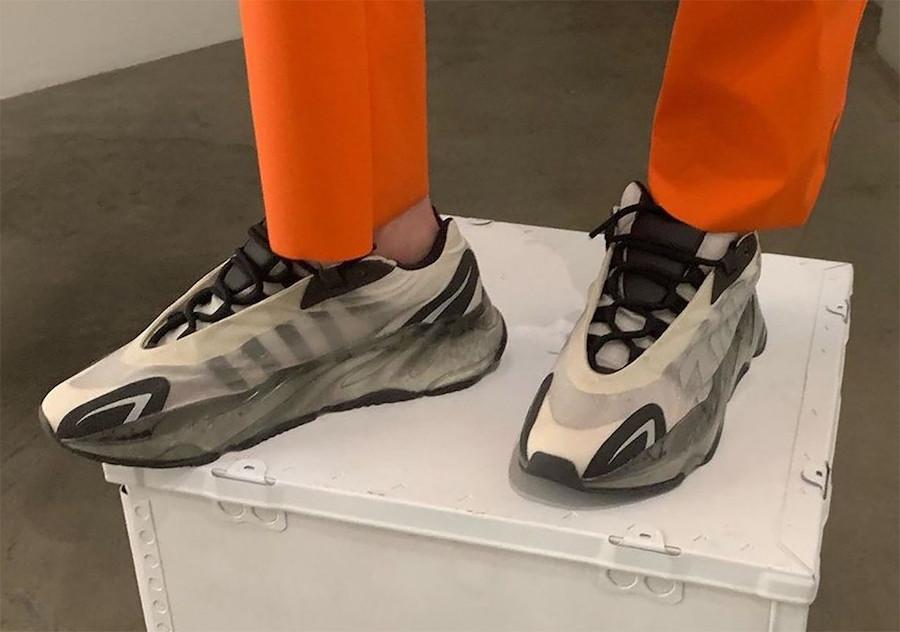 adidas Yeezy Boost 700 MNVN Bone Release Date Info