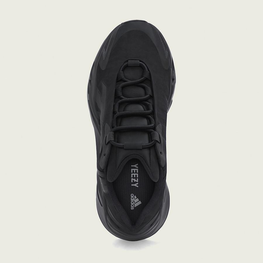 adidas Yeezy Boost 700 MNVN Triple Black Release Date Info