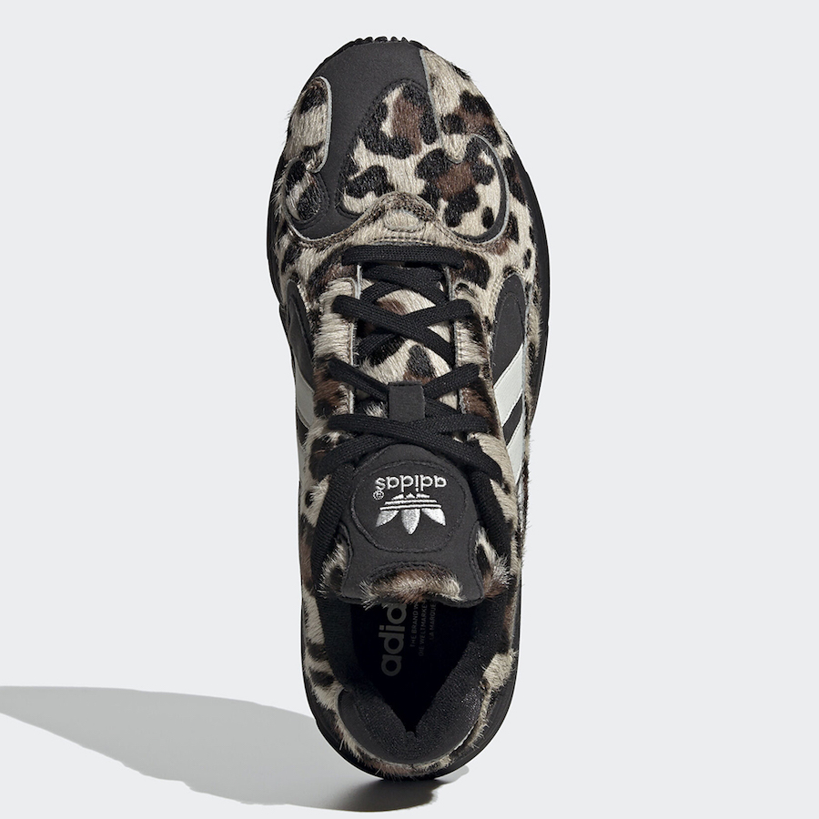 adidas Yung-1 Leopard EG8726 Release Date Info