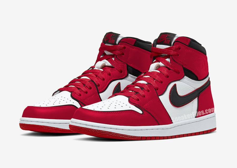 Air Jordan 1 Bloodline 2.0 555088-129 Release Date Info