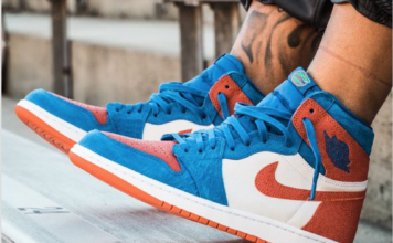 Air Jordan 1 Florida Gators PE