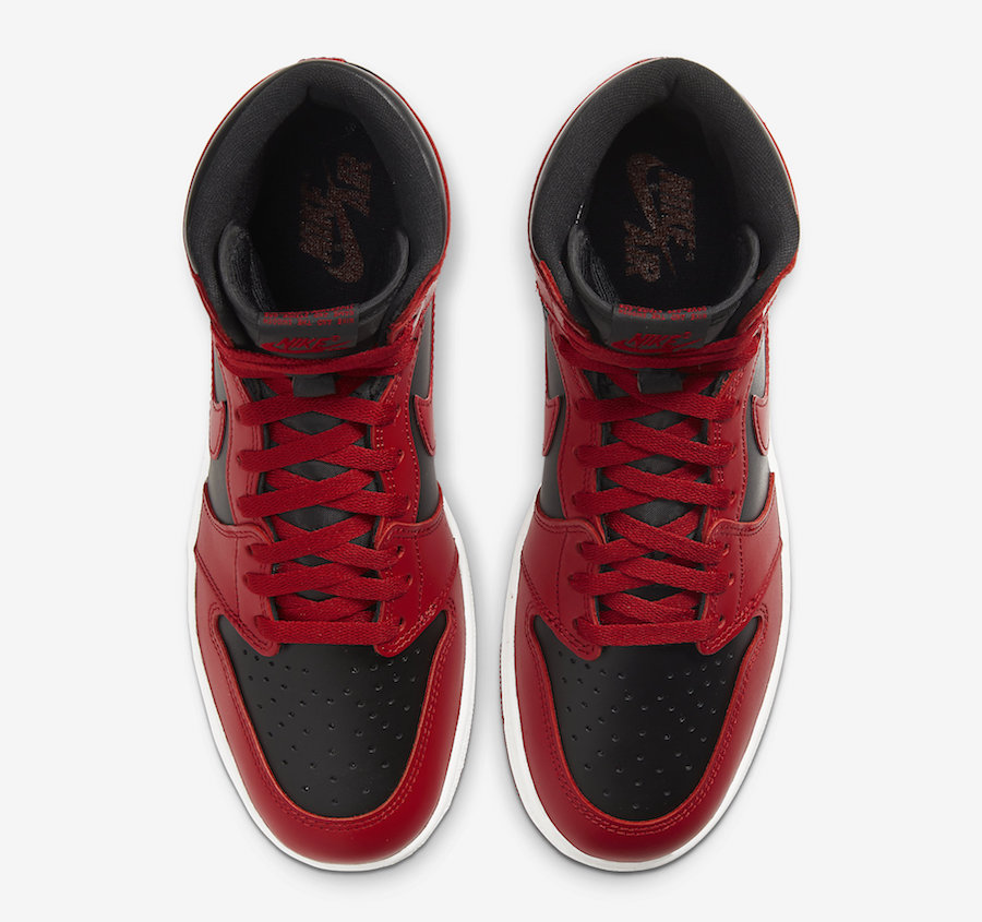 Air Jordan 1 High 85 Varsity Red BQ4422-600 Release Info