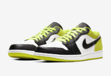 Air Jordan 1 Low Black Cyber CK3022-003 Release Date Info