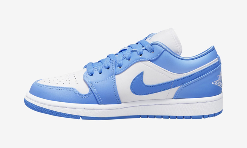 Air Jordan 1 Low UNC University Blue AO9944-441 Release Date Info