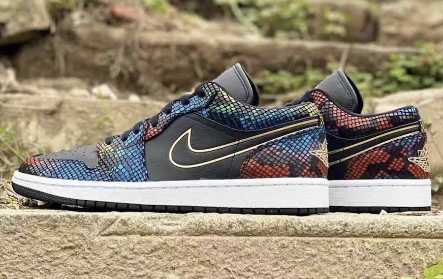 Air Jordan 1 Low WMNS BHM Black History Month Release Date Info