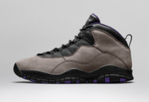 Air Jordan 10 Dark Mocha Infrared 23 Black Prism Violet CT8011-200 Release Date