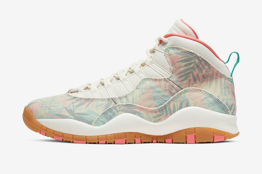 Air Jordan 10 Super Bowl LIV CV9776-900 Release Date