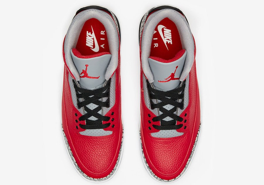 Air Jordan 3 Fire Red Cement CK5692-600 Release Date
