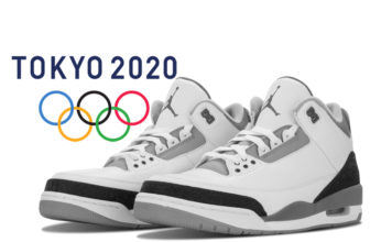 Air Jordan 3 Tokyo Olympics White Fire Red Black CZ6431-100 Release Date Info