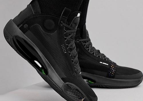 Air Jordan 34 Black Cat Release Date