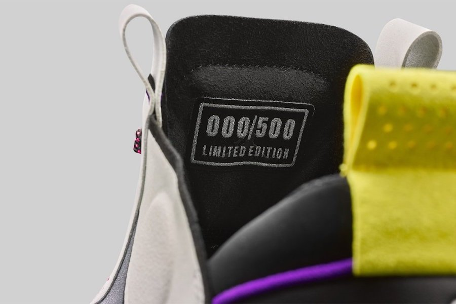 Air Jordan 34 Paris Release Date Info