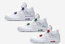 Air Jordan 4 Metallic Pack Release Date