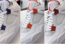 Air Jordan 4 Metallic Pack Release Info