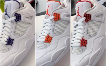 Air Jordan 4 Metallic Pack Release Info