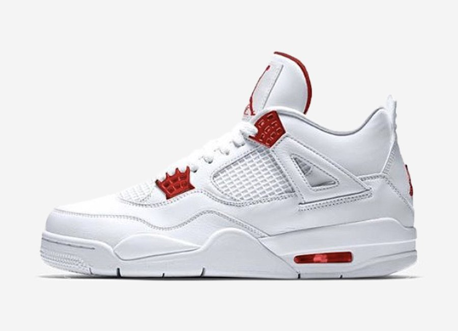 Air Jordan 4 University Red CT8527-112