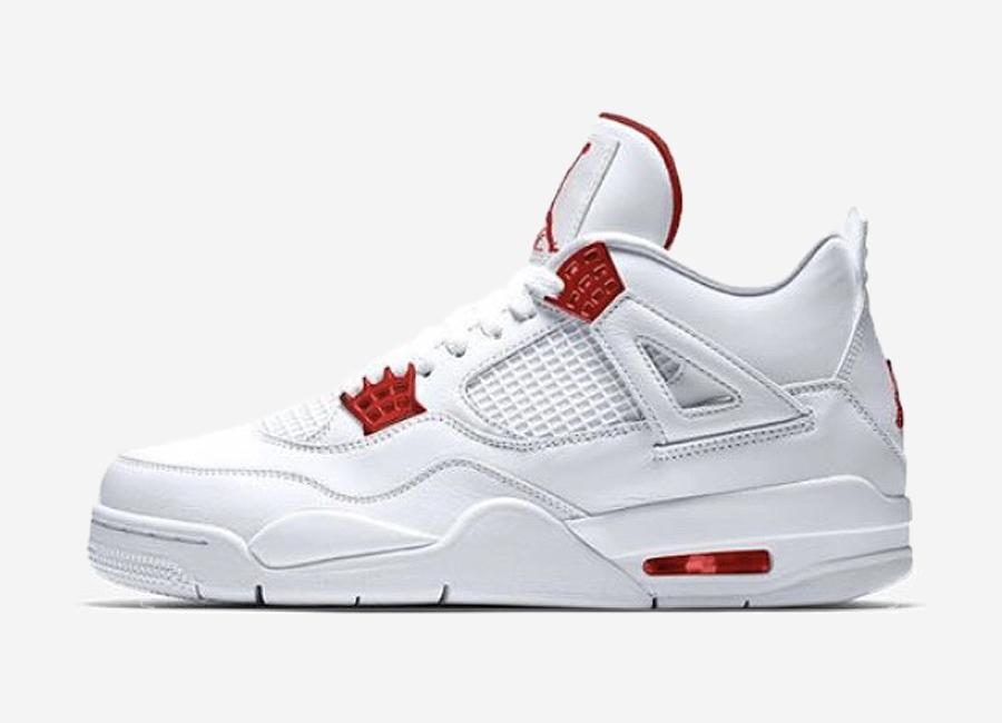 Air Jordan 4 University Red CT8527-112 Release Date Info