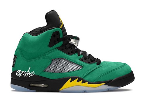 Air Jordan 5 Oregon Ducks 2020 Release Date