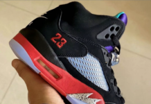 Air Jordan 5 Top 3 CZ1786-001 Release