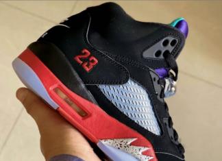 Air Jordan 5 Top 3 CZ1786-001 Release