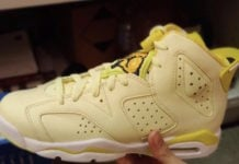 Air Jordan 6 GS Floral Dynamic Yellow 543390-800 Release Date Info