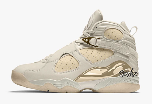 Air Jordan 8 Light Bone Release Date