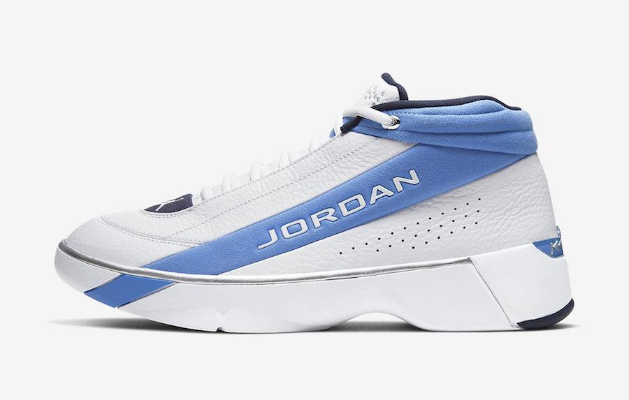 Air Jordan Team Showcase UNC CD4150-104 Release Date Info