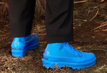 AMBUSH Converse Duck Boot Blue Release Date Info