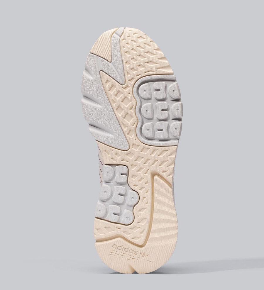 Beyonce Ivy Park adidas Nite Jogger Ecru Tint FX3239 Release Date Info