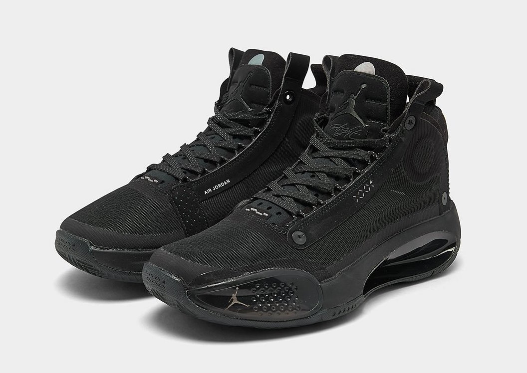 Black Cat Air Jordan 34 XXXIV AR3240-003 Release Date