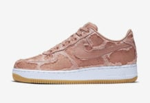 Clot Nike Air Force 1 Rose Gold CJ5290-600 Release Info