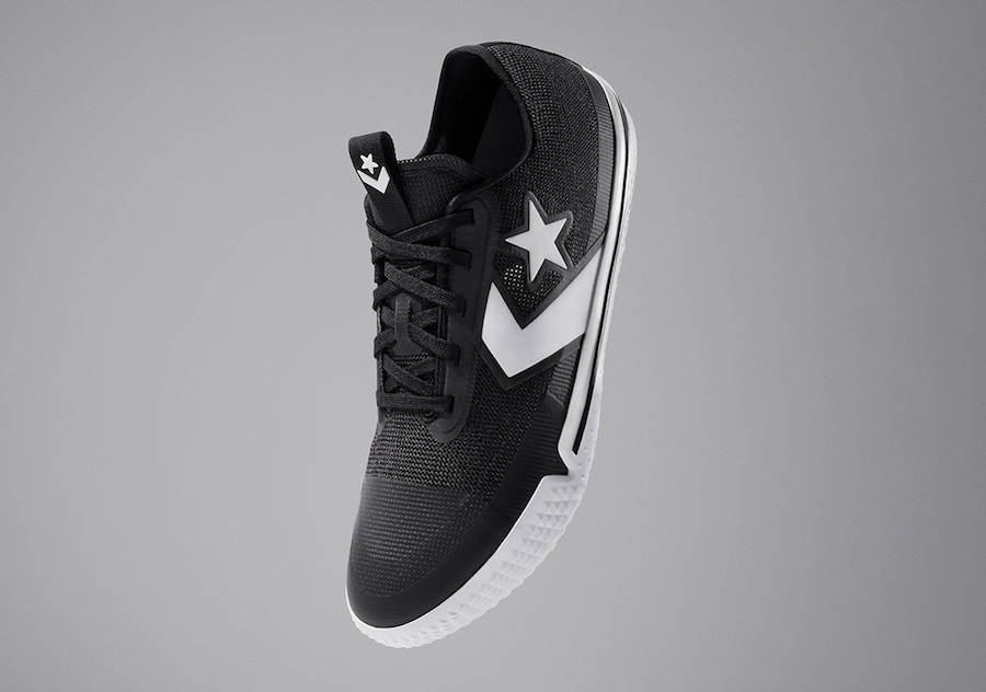 Converse All Star Pro BB Low Black White All-Star Release Date Info
