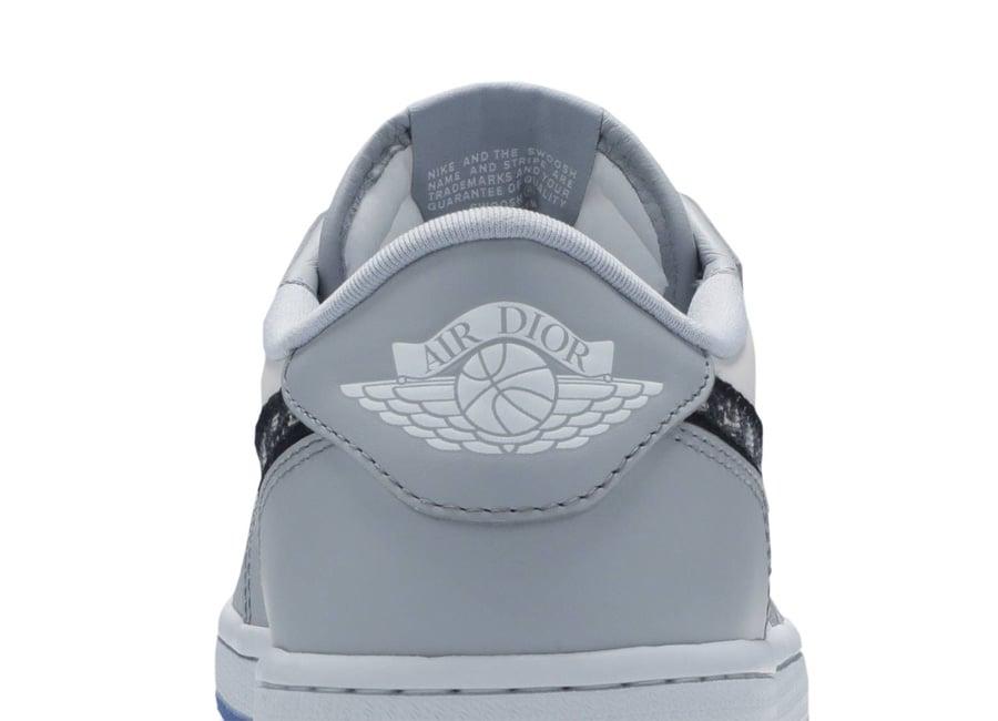 Dior Air Jordan 1 Low